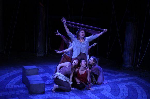 The Curse of Oedipus at Antaeus Theatre