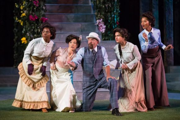 Loves's Labour's Lost at Colorado Shakespeare Festival