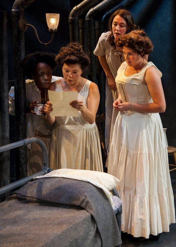 Diana of Dobson's at Antaeus Theatre