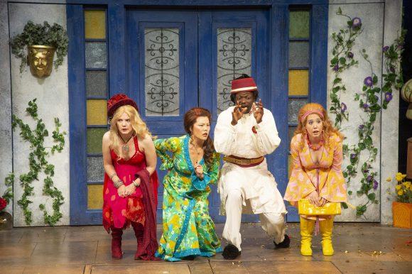 Comedy of Errors at Utah Shakespeare Festival