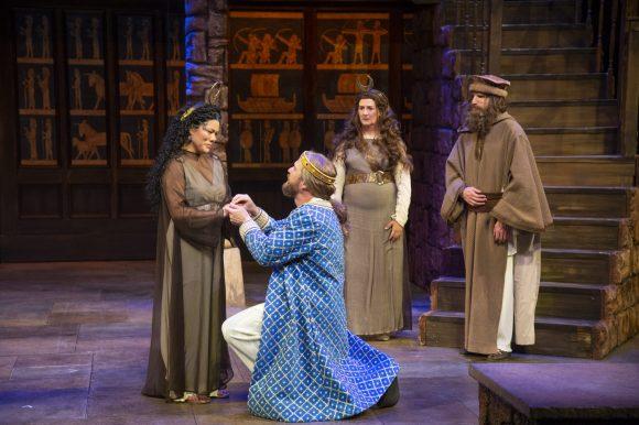 Pericles at Utah Shakespeare Festival