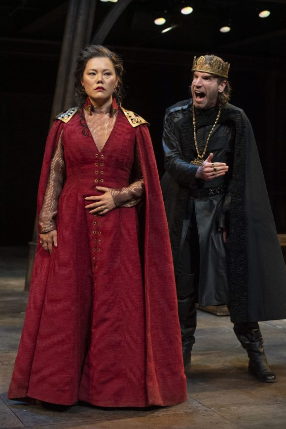 Richard III at Utah Shakespeare Festival